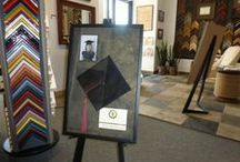 Graduation Framing / Framing ideas for your diploma and all of your ceremonial keepsakes