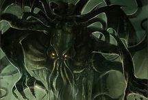 Lovecraftian Mythos / All things Lovecraft.