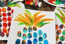 Kid Craft Time / Awesome craft ideas for kids!
