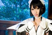 Cosplay (Female) - Saku Ayaka / No, I'm not obsessed with her (there are a lot of her photos on Tokyo Otaku Mode).
