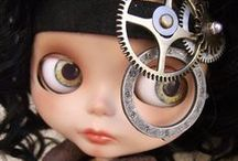 Steampunk dolls