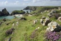 The Great British Coast / Beautiful places to visit on our wonderful coastline