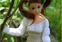 Doll's Fashion - Crochet
