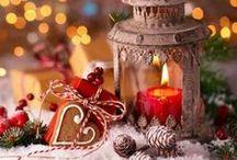 Dekoráció - Karácsony / Karácsonyi dekoráció, Karácsonyi díszek