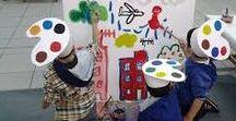 Crafts for kids-art class