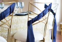 Formal Linen Inspiration / Formal wedding and event linen inspiration by House of Hough.