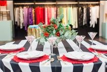 House of Hough Events / House of Hough Showroom located in the Heights area in Houston, TX.