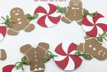 The 12 Days of a Handmade Holiday / DIY projects and ideas for a Handmade Holiday!