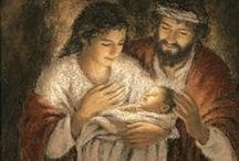 Betlehem - Szent család / Jézus születése, Szent család, Betlehem