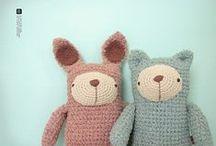 crochet : personnages plantes astuces / Personnages plantes astuces en crochet