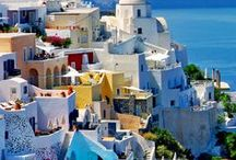 Greece - Grecia / Discover the best things to do in Greece (Grecia), sightseeing in Athens, water sports in Paros, cruising in Santorini. Perfect spots on the islands of the Mediterranean