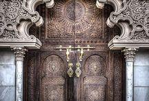 Portas,portões e portais