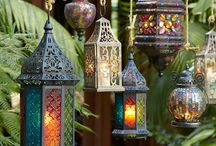 Luminárias e Gaiolas