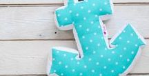 Nobile nursery room shaped pillows