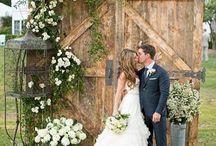 Wedding on budget (farm wedding)