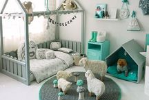 Mint nursery room ideas / nursery decor / #mintdecor #nurserydecor #nurseryroomdecor #nurseryroom #kidsroom #idea #mintroom #mint #decoration