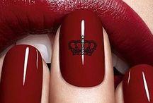 Rojo, red.