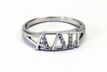 Alpha Delta Pi / #alphadeltapi  #sororityjewelry