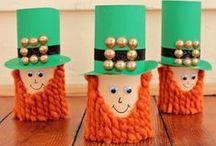 St. Patrick's Day Stuff / by Sweet Simple Stuff