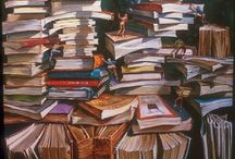 Librosidades / Books, books, books.  / by Carolina G. Amparán