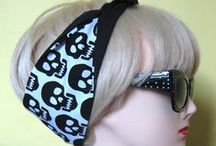 Skull Accessories / Misc / by Martee Kelso