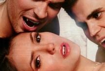 The Vampire Diaries♥ / The vampire Diaries Season 1, 2,3 and 4