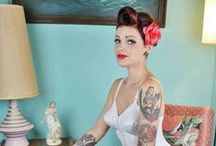 Pin Ups! / by Sandy Chix