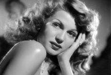 Rita Hayworth / Photos of Rita Hayworth / by Great Buffalo Trading Post