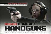 2013 Ads / Check out Ruger's latest ads. / by Ruger Firearms