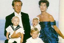 웃❤유   Famous Families / by ✿⊱ Nan ⊰✿