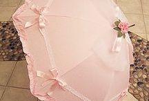 Pink / Růžová je moje oblíbená barvička