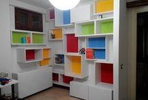 Idee per la casa / lavori miei e idee d'arredamento
