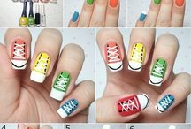 Nail ideas / Fun ways to show off your nails