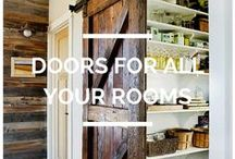 Doors for all your Rooms / Interior Doors available at www.windsorplywood.com