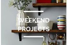 Weekend Projects / Inspiration |