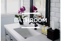 Bathrooms / Wainscotting | Cabinets |