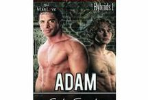 Hybrids / My sci-fi manlove series published by SirenBookstrand / by Gale Stanley