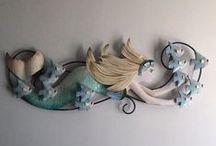 Mermaids / by Gale Stanley