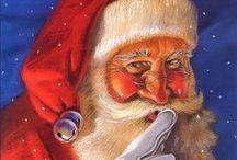 CHRISTMAS / WINTER / by Marta Trela