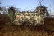 Asylum / Philadelphia State Mental Hospital / by Gale Stanley