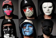 Hollywood Undead / by Courtney Colvin
