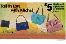 Miche Specials - Time Sensitive / Miche Canada Home Party Rep Specials