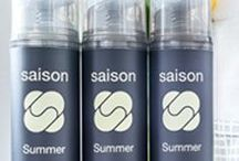 Summer Body Collection / Saison offers a full range of body products that are luxurious, invigorating and nourishing. This collection features a bright and invigorating Summer citrus scent made with a special blend of pure essential oils.