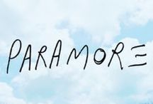 Paramore / ''What you do doesn't define you. You can't let your failures, or success for that matter, dictate how you view yourself. You are loved.''