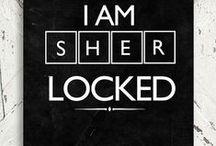 Sherlock Holmes / Love this show