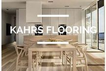 Kahrs Flooring / One of our favourite brands is Kahrs!
