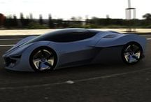 EXOTIC CARS / CONCEPT CARS PROTOTYPE FUTURISTIC CARS / by Robin Dickson