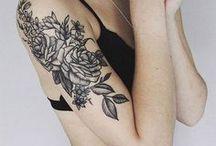 Tattoos / Inspirações e ideias de tatuagens