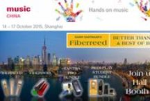 Music China Shanghai 2015 / Join us at Music China Shanghai, Oct 14-17, Hall E3 Booth C26. Don't miss Fiberreed demonstration on Friday 12:00 at Stage 2. Harry Hartmann plays classical to jazz with a variety of models. http://fiberreed.de/music-china-2015/