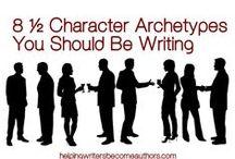Writing: Character Characteristics